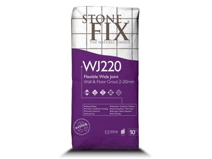 Stonefix WJ220 Flexible Grout