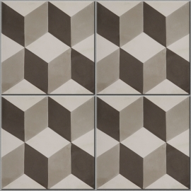 Adam Pattern (Grey)