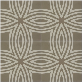 Wired Pattern (in Warm Grey)