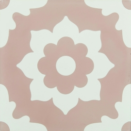 Floris Pattern Rose